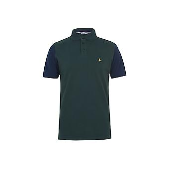 Jack Wills Waterford Colour Block Polo Shirt
