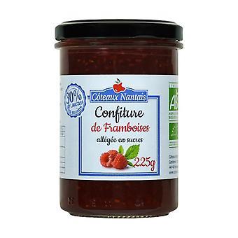 Raspberry jam light in sugars (-30%) 225 g