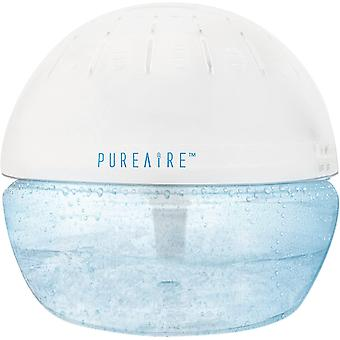 PureAire Basic Air Purifier Ioniser with Relaxing LED Light - Great for Hayfever, Allergies, Odours