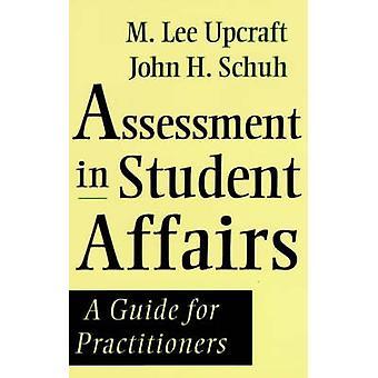 M. Lee Upcraftin arviointi opiskelija-asioista - 9780787902124 Kirja