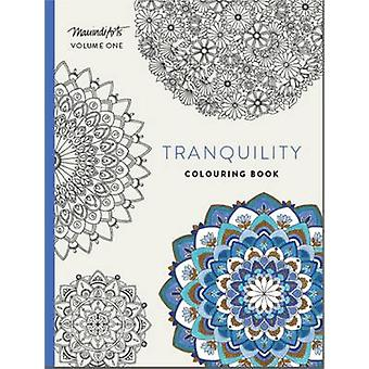 Tranquility - Colouring Book by MauindiArts - 9781515002826 Book