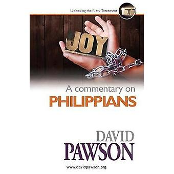 A Commentary on Philippians by David Pawson - 9781909886742 Book
