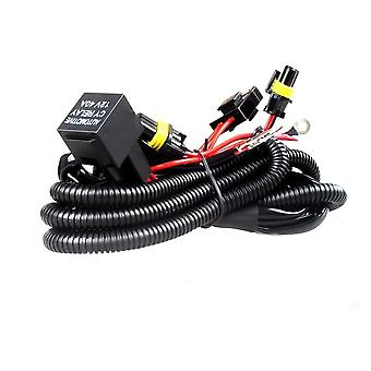 Hid Relay Harness Wiring