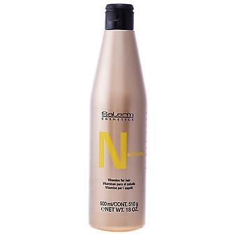 Salerm Nutrient Shampoo Golden Range