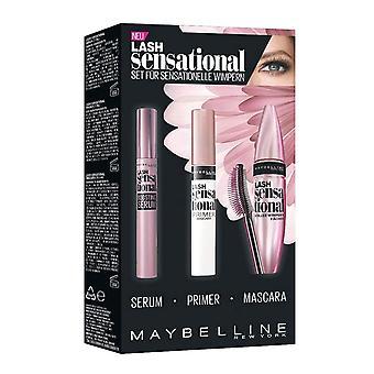 Wokex New York Wimpernpflege, Primer, Serum und Mascara fr Volumen und Definition, Lash Sensational