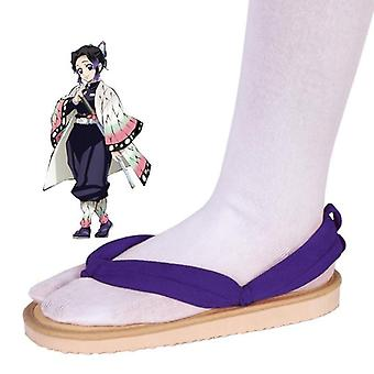 Flip Flop Cosplay Sandálias Demon Slayer Shoe