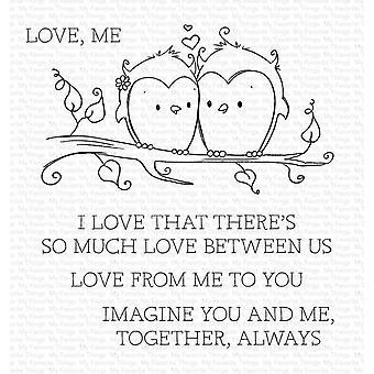 My Favorite Things You and Me Together Clear Stamps