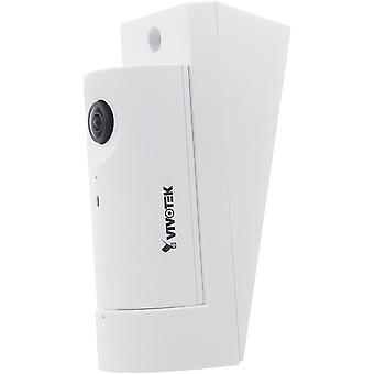 Wokex CC8160 Compact Cube IP Kamera, 2MP, 180 Grad Horizontal Panorama wei