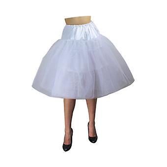 Chic Star Petticoat Weiß
