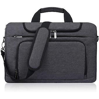 HanFei Laptoptasche 17 Zoll - 17,3 Zoll Notebooktasche Schulter Tasche fr Uni Arbeit Business
