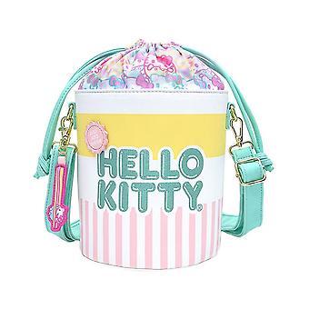 Loungefly x Sanrio Hello Kitty Cup O' Kitty Cross Body Bag