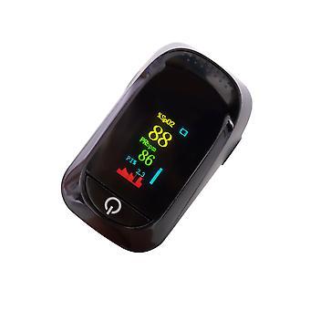 Oxymètre d'impulsion de TFT pour le doigt de PNI PD105, pour mesurer la saturation en oxygène de sang et le pouls