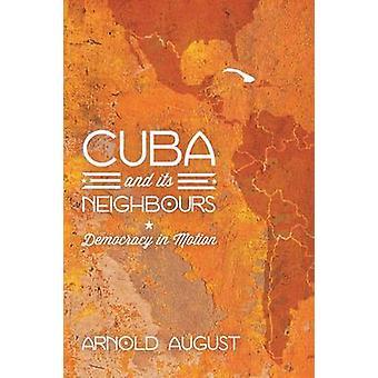 Kuuba ja sen naapureiden Arnold elokuussa