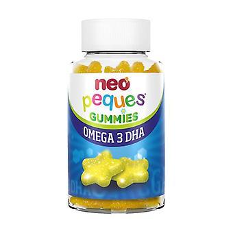 Neo Kids Gummies Omega 3 DHA 30 units