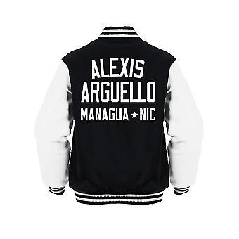 Alexis arguello nyrkkeily legenda lasten takki