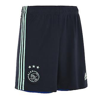 2021-2022 Ajax Away Shorts (Legend Ink) - Kids
