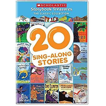 20 sing-Along verhalen [DVD] USA importeren