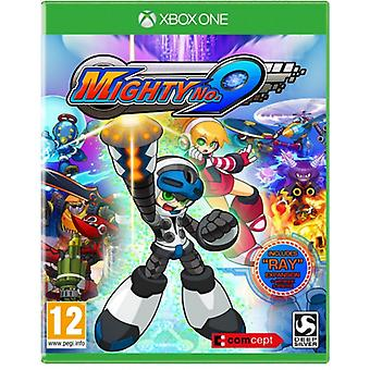 Mighty No.9 Xbox One Game (with Ray Expansion + Artbook & Poster)