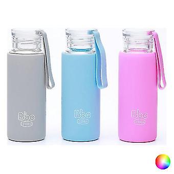 Flaska Irisana BBO4 MINI Borosilikatglas (330 ml)