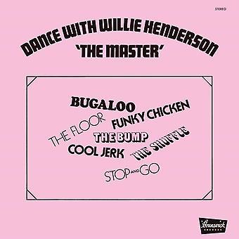 Willie Henderson - Dansa med Willie Henderson The Master Vinyl