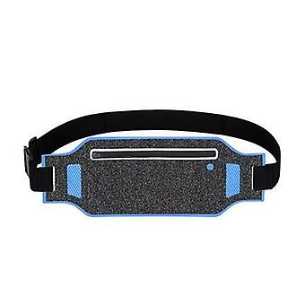 6,5 inch sport lopende taille tas / jogging riem & taille houder cover