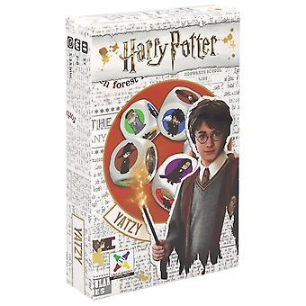 Harry Potter - Lautapelit - Yatzy (Pohjoismaat)