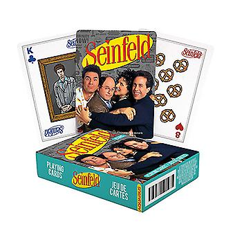 Acuario Seinfeld Juego de cartas