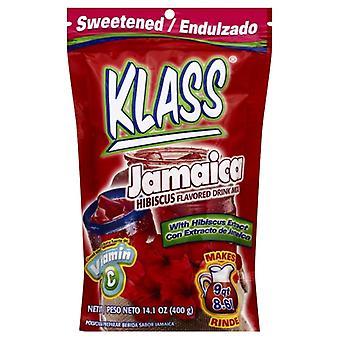 Klass Bev Mix Jamaica Swtnd, Case of 6 X 14.1 Oz