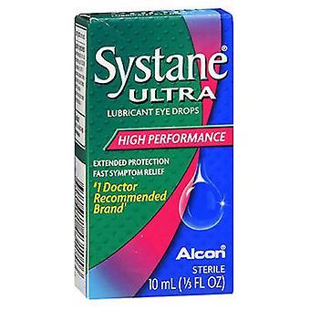 Alcon Systane Ultra Smarowe krople do oczu, 10 ml