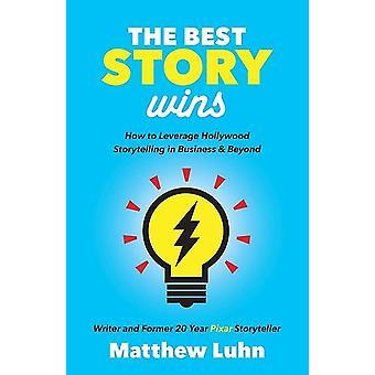 Het beste verhaal wint door Matthew Luhn