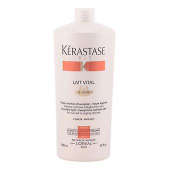 Acondicionador Nutritivo Nutritivo Lait Vital Kerastase (1000 ml)