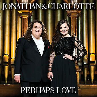 Jonathan amp Charlotte Jonathan amp Charlotte Maybe Love CD (2013)
