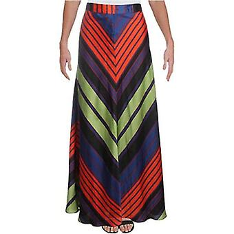 Free People Womens Rio Printed Pull On Maxi Skirt