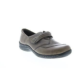 Earth Adult Womens Savin Calf Leather Loafer Flats