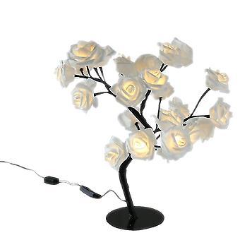زهرة زهرة usb أضواء ليلة الديكور المنزلي أدى أضواء الجدول الأطراف عيد الميلاد الديكور الديكور