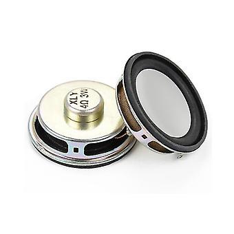 2-inch draagbare miniversterker- luidspreker