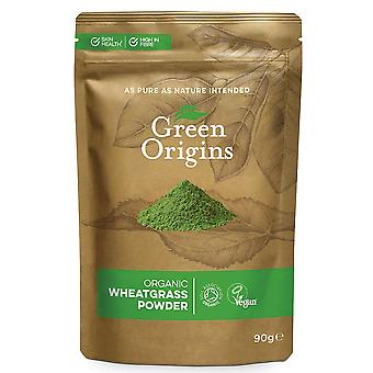 Organic Wheatgrass Powder - 90 grams