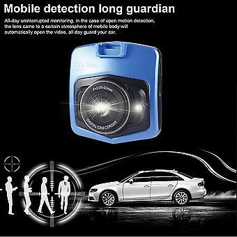 2,4 palcový auto Dvr kamera Hd 720p Videorekordér Auto vozidlo Hd Dash Cam