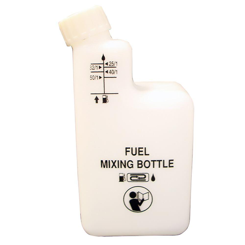 2 Stroke Oil Fuel Petrol Mixing Bottle for Strimmer or Chainsaw 25:1 40:1 50:1