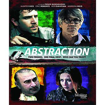 Importer des USA de l'abstraction [Blu-ray]