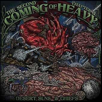 Second Coming of Heavy - Chapter 5: Desert Suns & Chiefs [Vinyl] USA import