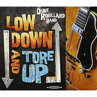 Duke Robillard Band - Low Down & Tore Up [CD] USA import