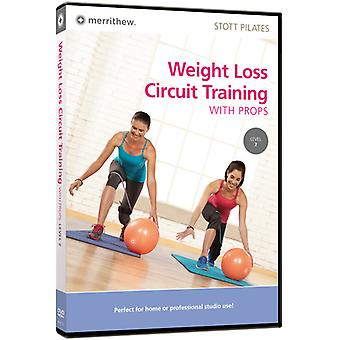 Weight Loss Circuit Training Props-Level 2 [DVD] USA import
