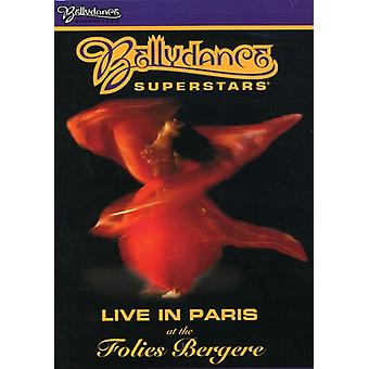 Bellydance Superstar - Live in Paris [DVD] USA import