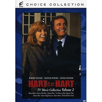 Hart to Hart TV film collectie: Vol. 2 [DVD] USA import