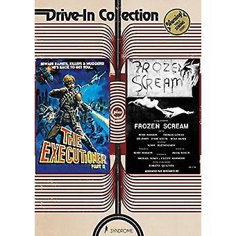 Executioner Part 2 / Frozen Scream [DVD] USA import