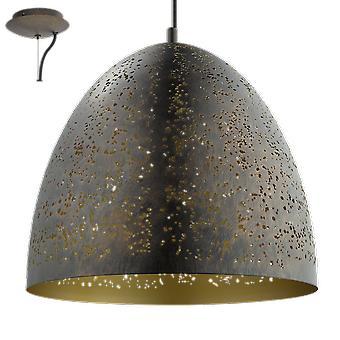 Eglo SAFI Industrial Ceiling Light Pendant