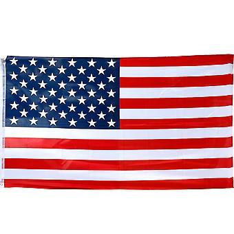 Igrzyska Olimpijskie Rio 2016 5 ft x 3 ft TRIXES dużych USA Stars and Stripes flaga