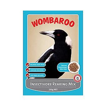 Wombaroo Insectivore élevage Mix 250 grammes