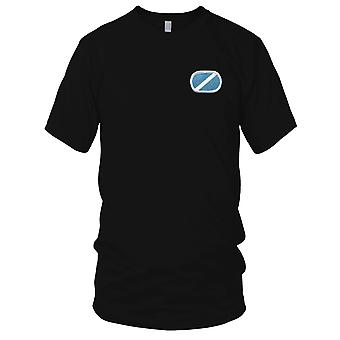 US Armee - 151. Ranger Bataillon Flash Oval Herren-T-Shirt